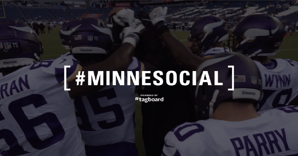 Getting #Minnesocial with the Vikings- How to Transform Your Broadcast into an Interactive Conversation