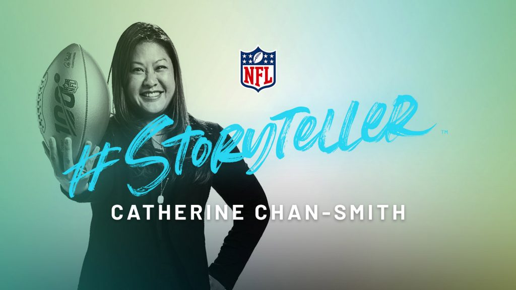 Catherine Chan-Smith, NFL Network