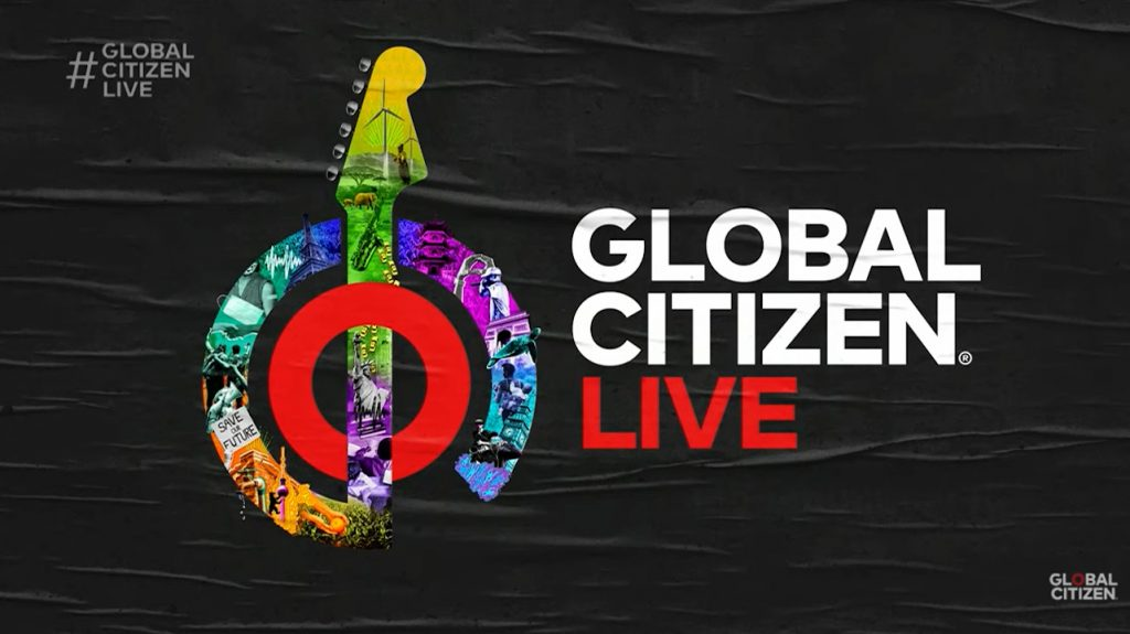 Global Citizen Live Tagboard Case Study